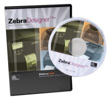 Zebra Designer label design and print software