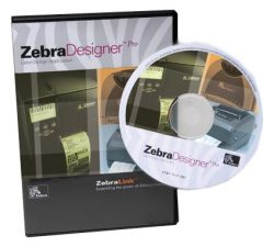 Zebra Designer label design Software