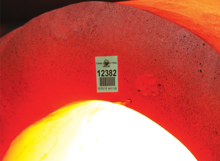 High Temperature Heat Proof Labels And Tags Expert Labels