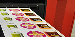 digital label printing