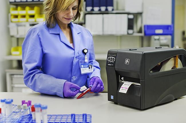 Helathcare Label Printer
