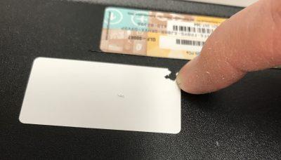 Ultra destruct label