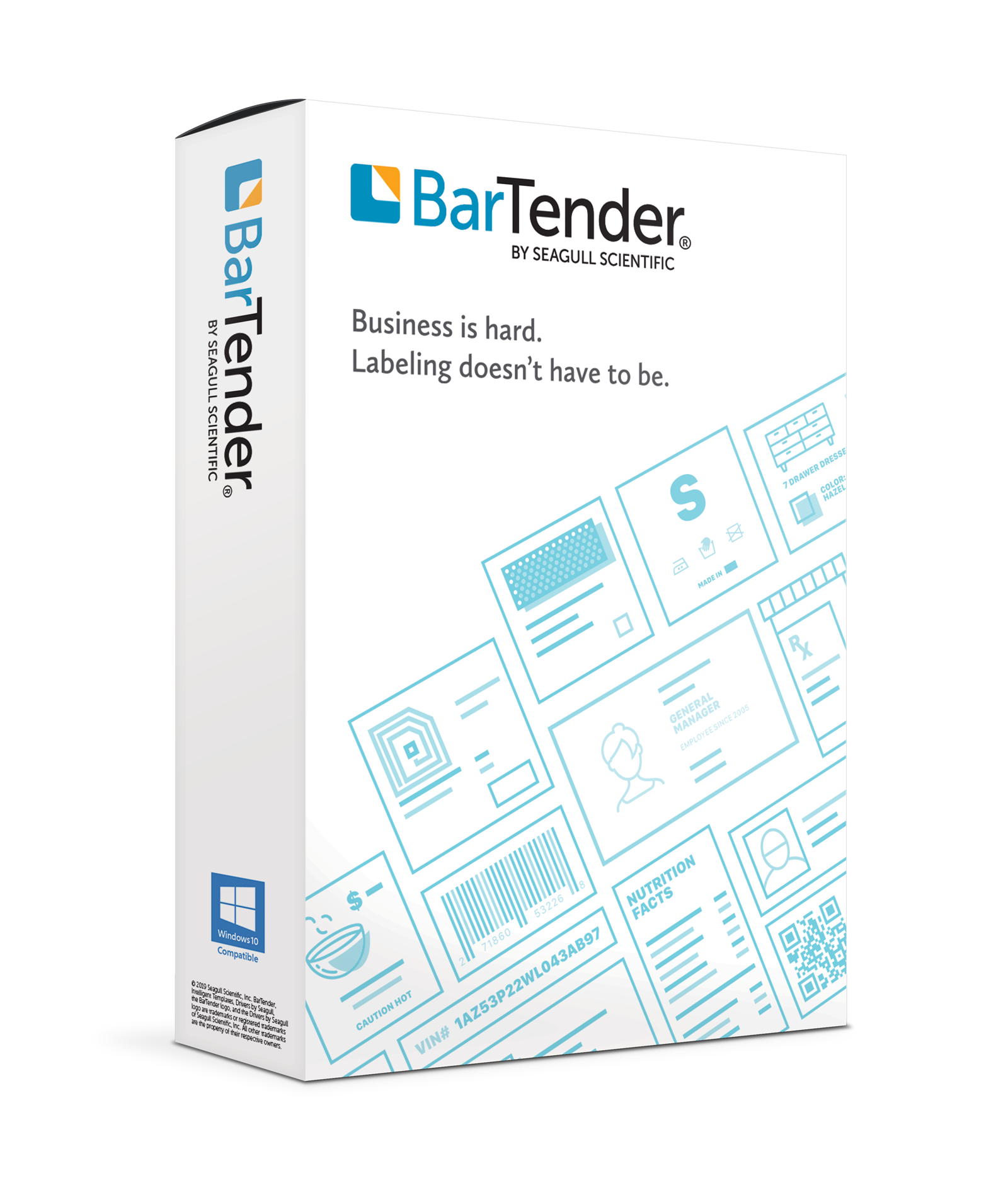 BarTender Label Design Software