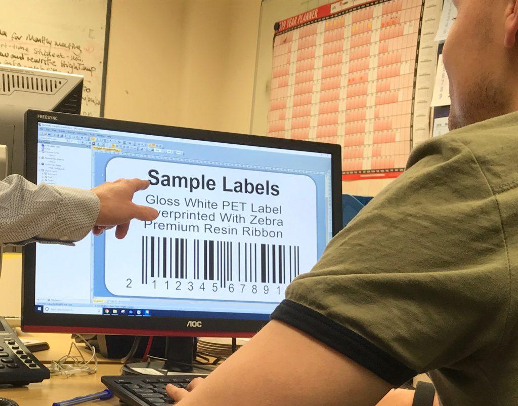 BarTender Label Design Training