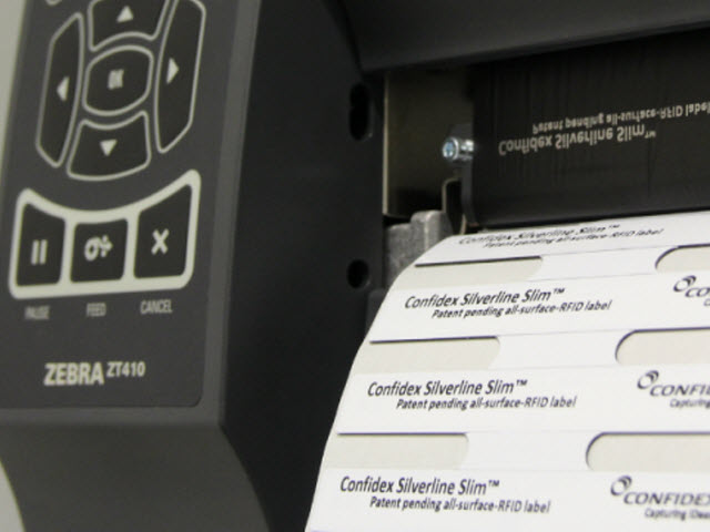 RFID Label Printing