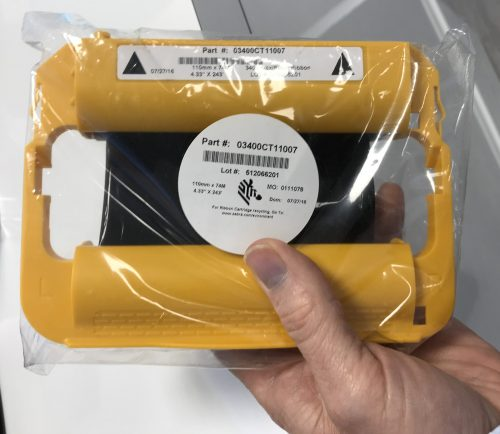 Zebra Thermal Printer Cartridge