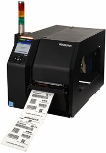 Printronix Printer with Inline Barcode Verifier