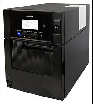TEC BA410 printer