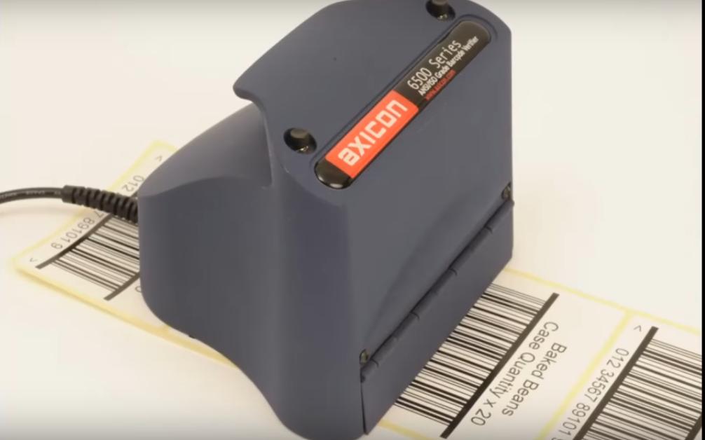 Axicon 6500 Barcode Verifier
